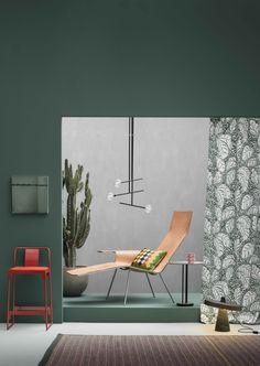 Living - Corriere della Sera Styling Studio Salaris photo by Beppe Brancato Interior Paint Colors, Interior Design Tips, Interior Exterior, Best Interior, Interior Design Inspiration, Interior Styling, Interior Architecture, Interior Decorating, Design Apartment
