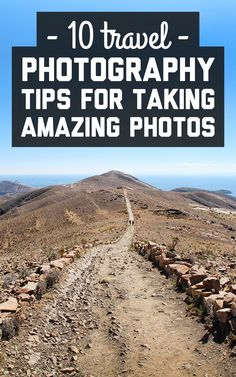 10 travel photography tips for taking amazing photos Want to know how to take better photos on your travels? Find 10 photography tips for taking amazing photos on A Globe Well Travelled! Nature Photography Tips, Photography Lessons, Photography For Beginners, Photoshop Photography, Photography Backdrops, Photography Tutorials, Digital Photography, Landscape Photography, Travel Photography