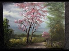 Paint with Kevin Hill - Scenic Tree Road - YouTube