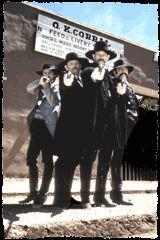 ODD ORBIT: News Oddities around the World; Oct 26, 1881 Shootout at the OK Corral