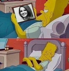 Me ❤ | Lana Del Rey meme #LDR