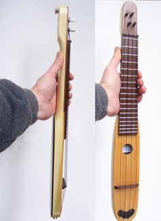 Custom Designed Pocket Ukulele by ArCaneLutherie on Etsy, $150.00