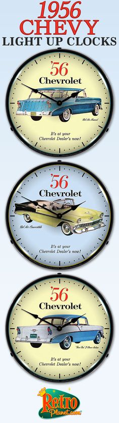 Vintage Old Car Wall Clock Unique Novelty Gifts