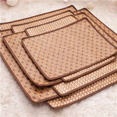 Like and Share if you want this  NEW ARRIVAL! Straw Bamboo Mat for Dog Bed - Size S to L     Tag a friend who would love this!     FREE Shipping Worldwide     Get it here ---> https://sheebapets.com/new-summer-rattan-cool-bed-folding-dog-house-mats-small-medium-large-straw-bamboo-high-quality-square-bamboo-mat-pet-dog/
