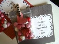 a bunch of homemade valentines ideas
