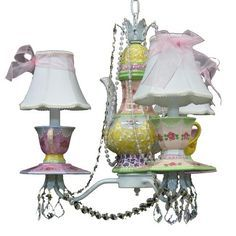 Coffee Cup Chandelier | 1000+ images about Chandeliers on Pinterest | Chandeliers, Tea Cups ...