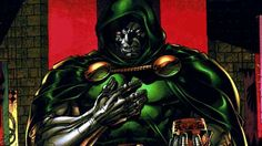 Dr. Doom from the Fantastic Four series