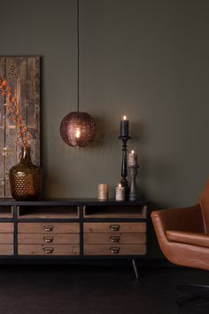 Love this color scheme. Dutchbone kast Sol | Kasten | FunDesign.nl barefootstyling.com
