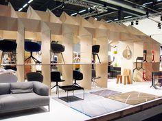 Hay stand @ stockholm furniture fair