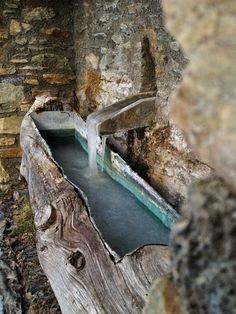 Fountain /rustic