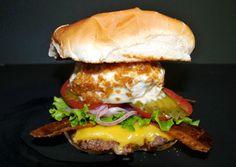 Florida: Cheeseburger with Fried Ice Cream - America's Wacky Fair Foods on Food & Wine