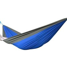 Portable Parachute Nylon Fabric Hammock Travel Camping For Two Persons -- Want to know more, click on the image.