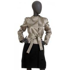 Marni - czarno beżowy płaszcz