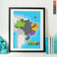 Mapa raspadinha