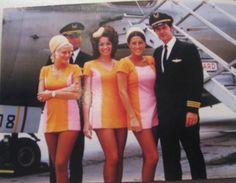 PSA Flight Crew 1972