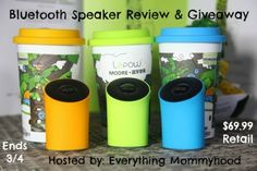Wireless speaker giveaway - Lepow Modre Bluetooth Speaker Giveaway – A Medic's World