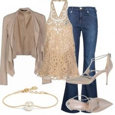 Outfit '70 elegance