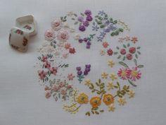 Kit 12- Meu Jardim de Flores