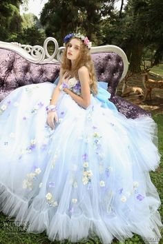 Tiglily dress Fairytale Dress, Quinceanera Dresses, Prom Dresses, Formal Dresses, Tulle Balls, Tulle Ball Gown, Tulle Dress, Ball Gowns, Wedding Ideas