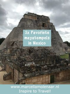 Favoriete mayatempels in Mexico - Cancun, Tulum, Mexico Travel, Maya, Mount Rushmore, Hotels, Mountains, World, Nature