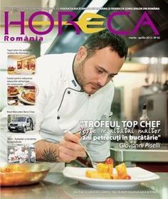 Issue 62 - Giovanni Piselli, Castigator TOP CHEF