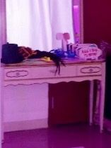 Vanity rental for stage prop in dance choreography, theatrical number or photo booth decor accessory!!
