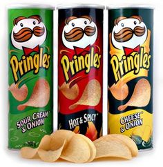A chip company that doesn't sell air Churros, Pringles Pizza, Pringle Flavors, My Favorite Food, Favorite Recipes, Diy Gift For Bff, Sour Cream And Onion, Bad Room Ideas, Ideas