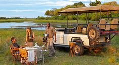 """With """"Wilderness Safaris"""" Africa scout a more exclusive tour operators in the program, in addition to years of experience, but also sustainability as well as environmental and animal protection. Since 1983, Wilderness Safaris as a Safari company in 9 countries, including Botswana, Kenya, Congo, Namibia, Malawi, Zambia, Seychelles, Zimbabwe and South Africa. Access to over …"""