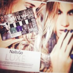 New post on my blog- OPI Fall/Winter 2014 Collection (Nordic) <3
