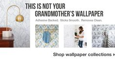 This is not your grandmother's wallpaper