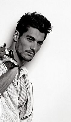 David Gandy...literally the most beautiful man in the universe