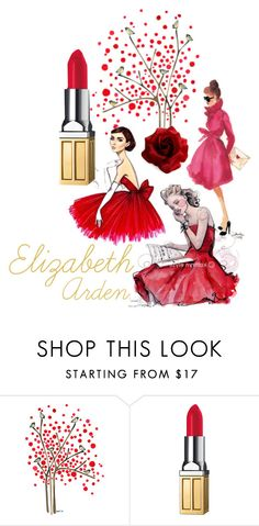 """""""Elizabeth Collection"""" by turkeygirl98 ❤ liked on Polyvore featuring beauty and Elizabeth Arden"""