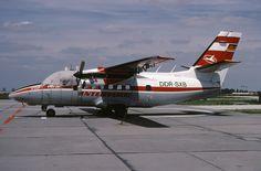 Interflug Let410