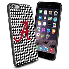 NCAA Alabama football , Cool iPhone 6 Smartphone Case Cover Collector iphone TPU Rubber Case Black Phoneaholic http://www.amazon.com/dp/B00V2T833O/ref=cm_sw_r_pi_dp_L99lvb1TRAXXS