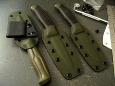 Do it yourself Kydex.... -