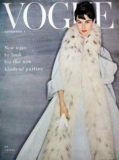 VOGUE November 1954