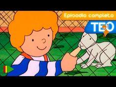 TEO (Español) - 29 - Teo visita una granja escuela - YouTube