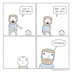 Poorly Drawn Lines – Baby