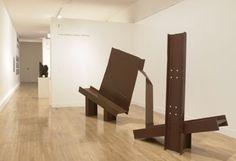 Antony Caro, The Horse (1961) delo po prvem stiku z ameriškimi umetniki