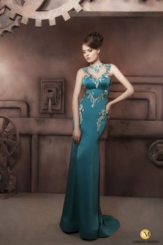 Hassan Mazeh Couture | Summer 2014