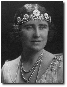 Queen Elizabeth Queen Mother Jewels | Bowe Lyon Queen Elizabeth