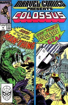 Marvel Comics Presents # 12 by Ron Frenz & Joe Sinnott
