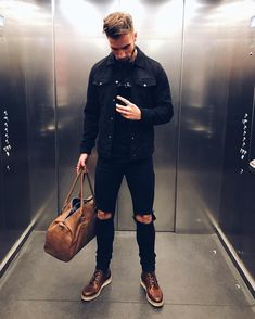 """16.3k Likes, 145 Comments - Chez Rust (@chezrust) on Instagram: """"Mondays after perfect weekends #CR"""" #MensFashionSwag"""