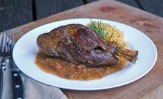 Easter Lamb Shanks Recipe