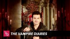 The Vampire Diaries - My Dinner Date with...Michael Malarkey #TVD