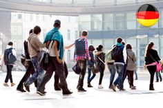 According to the report, International #Students migrating to #Germany is in Record Rates