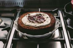 Petite Kitchen& Pear, Cardamom and Brazil Nut Cake Recipe - Viva Nutella Recipes, Cake Recipes, Dessert Recipes, Desserts, Petite Kitchen, Pear Cake, Cupcake Cakes, Cupcakes, Brazil Nut