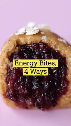 Fun Baking Recipes, Sweet Recipes, Snack Recipes, Dessert Recipes, Cooking Recipes, Comida Diy, Energy Bites, Diy Food, Love Food