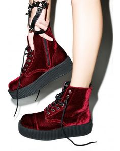 TUK Shoes - Creepers, Kitty Shoes, Platform, Cat Shoes | Dolls Kill