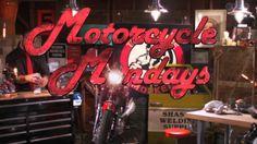 Motorcycle Mondays Web Series Intro